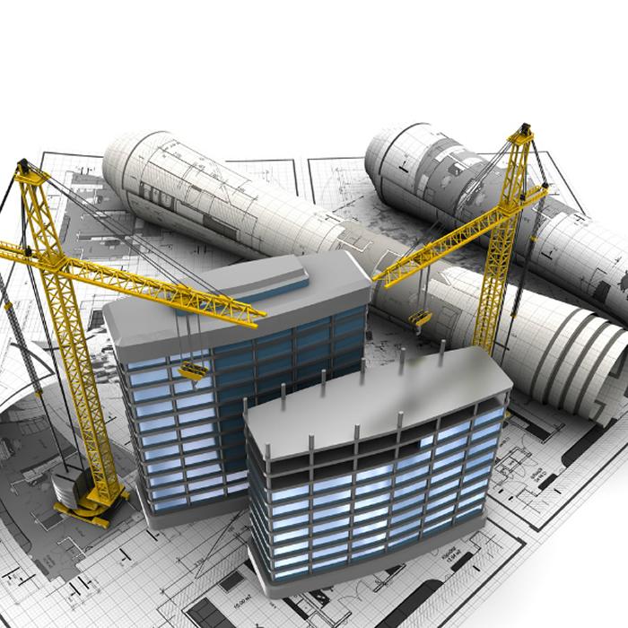 Obras em construção civil