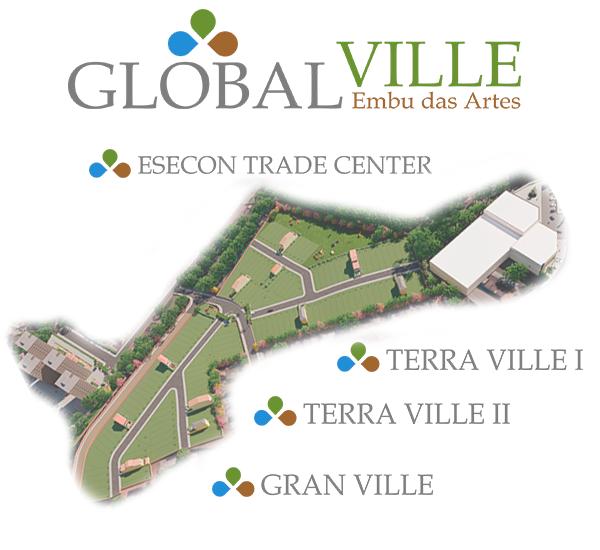 Empreendimento Global Ville Embu das Artes