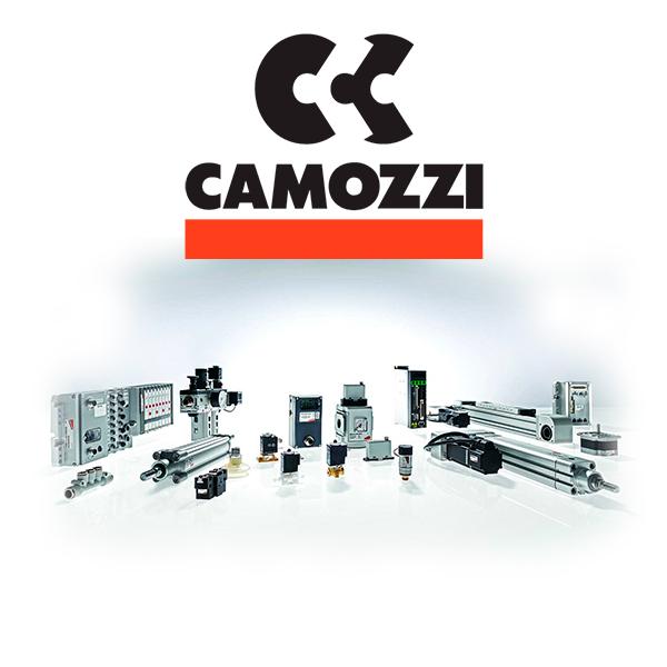 Válvulas Automáticas Camozzi