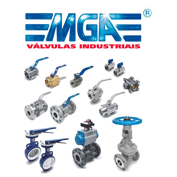 MGA Vávulas industriais