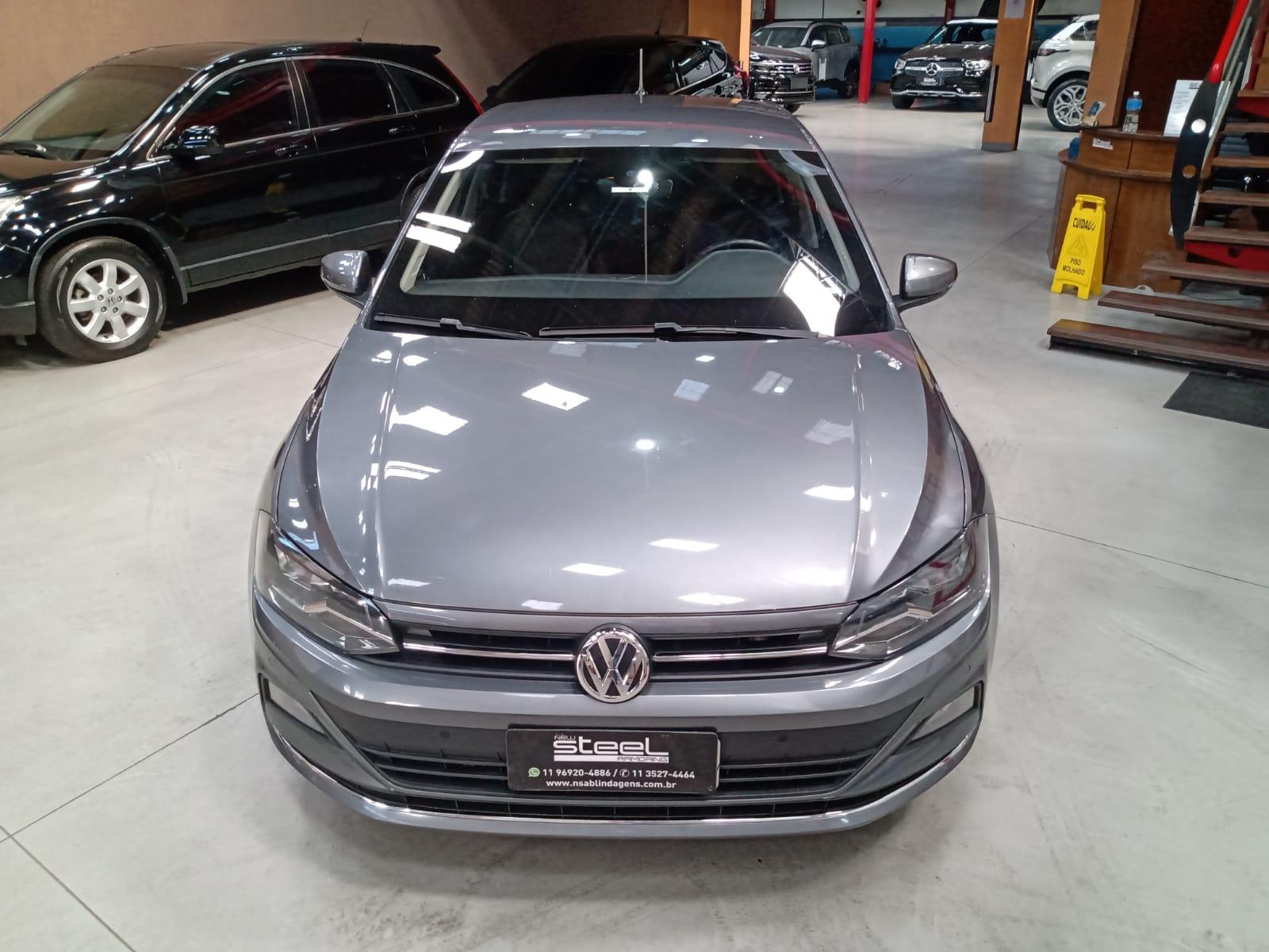Volkswagen Polo Blindado