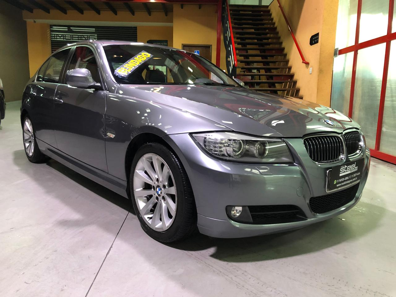 BMW 325i Blindado