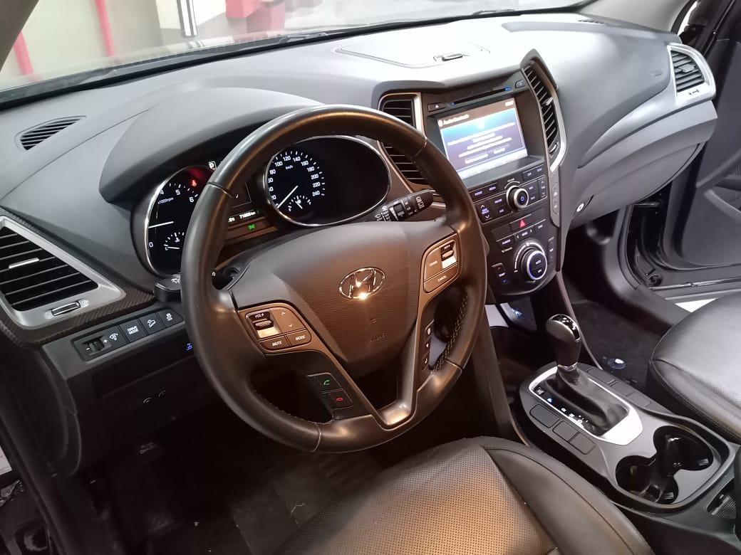 Hyundai Santa Fé Blindado