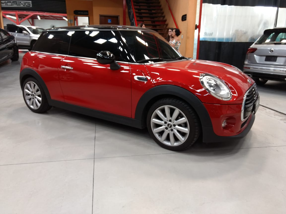 Mini Cooper Blindado