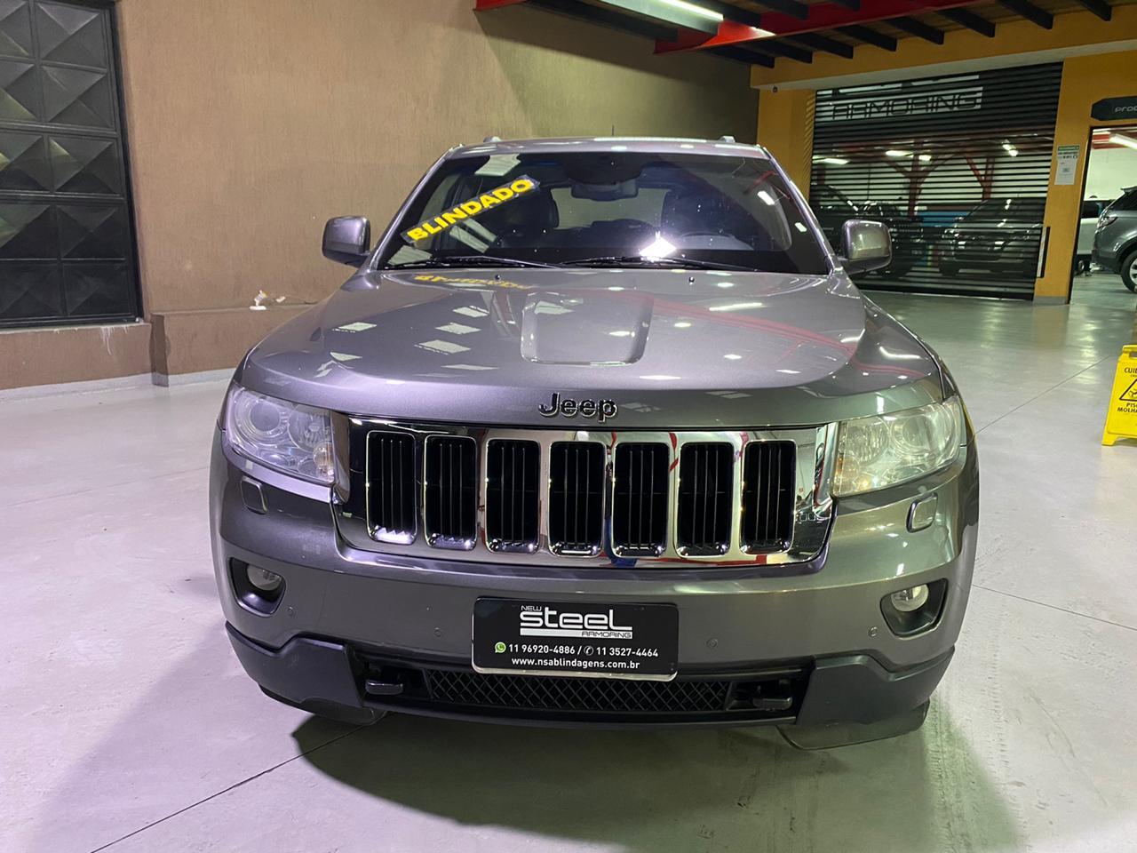 Jeep Grand Cherokee Blindado