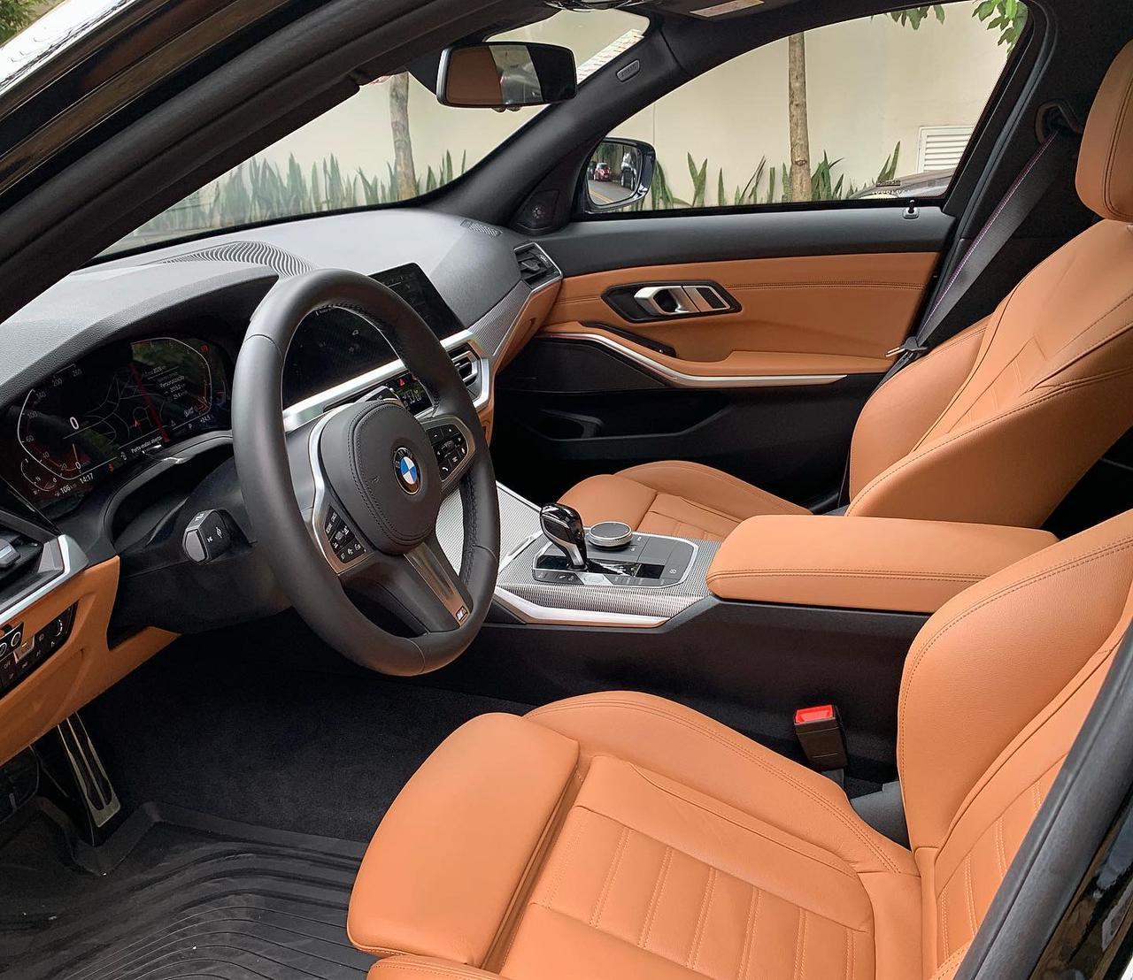 BMW 320i Blindado