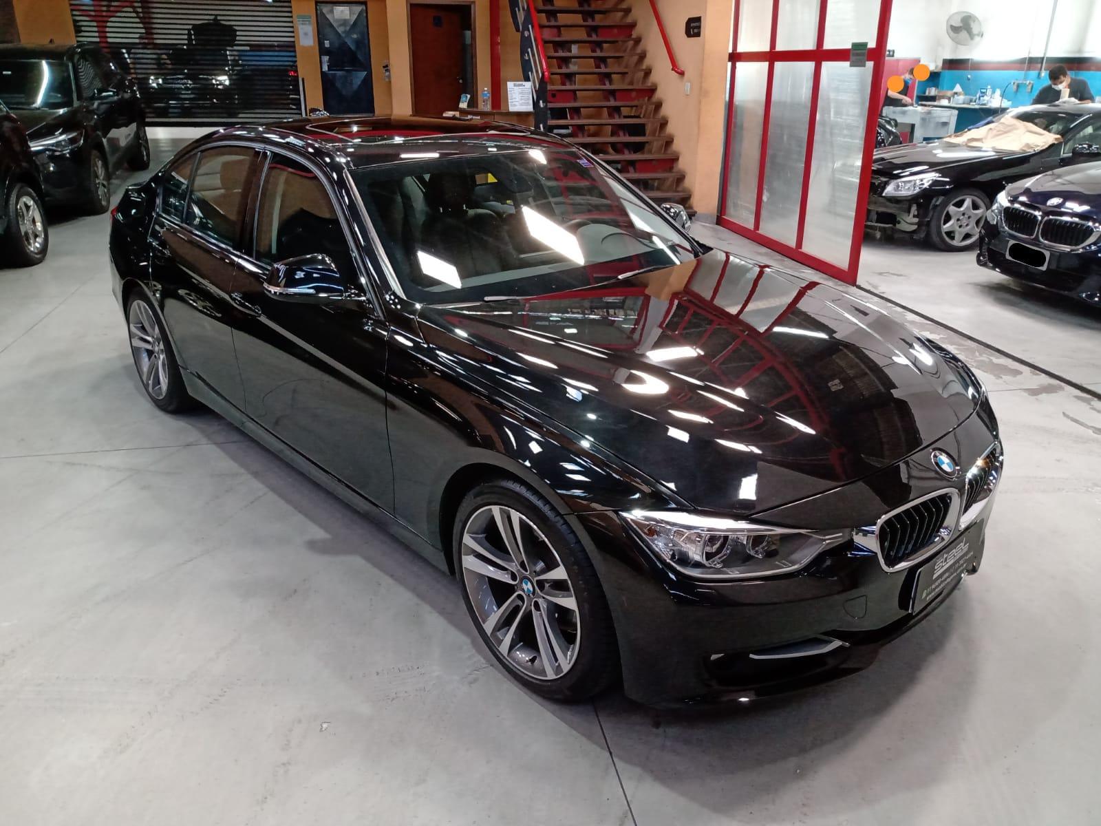 BMW 328i Blindado