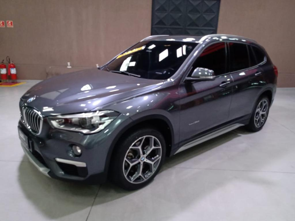 BMW X1 Blindado