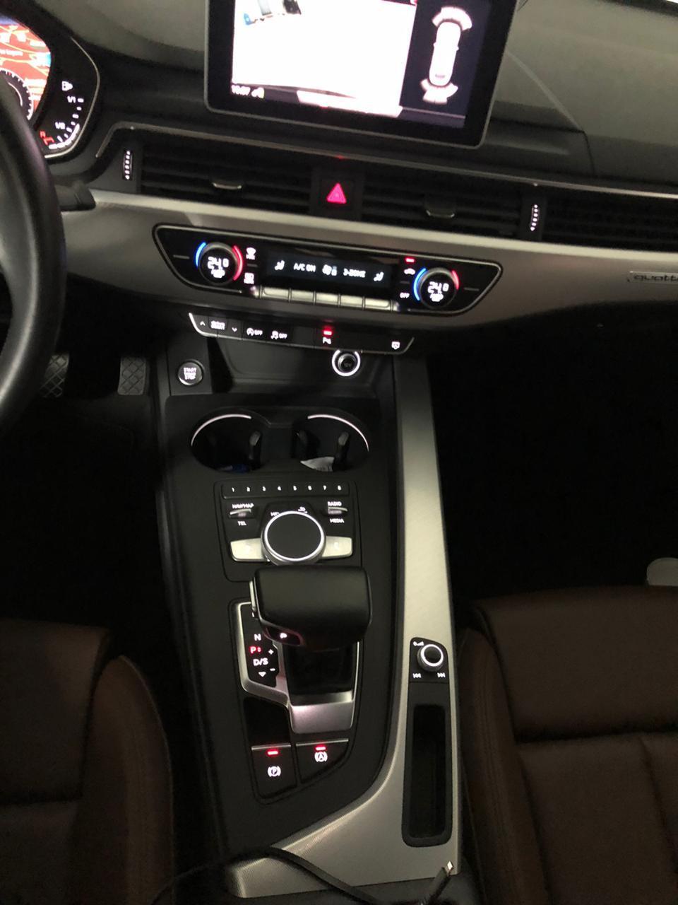 Audi Ambition Blindado
