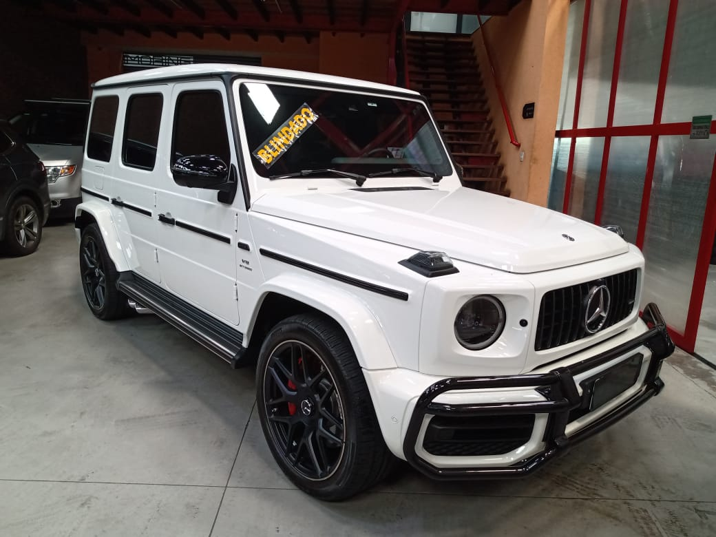 Mercedes Benz G 63 Blindado