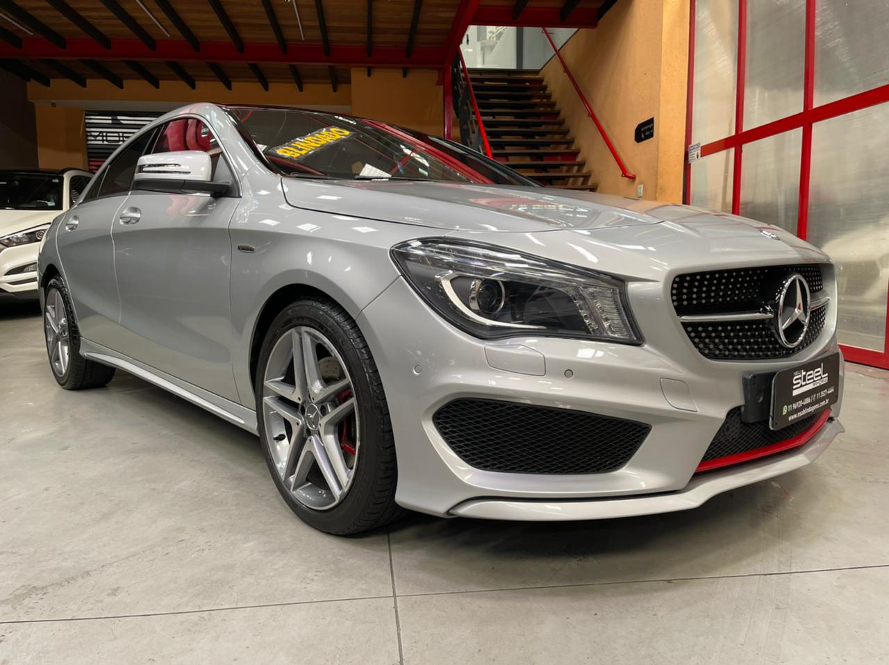 Mercedes Benz CLA 250 Blindado