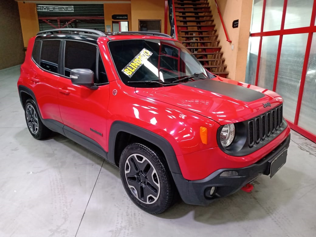 Jeep Renegade Blindado