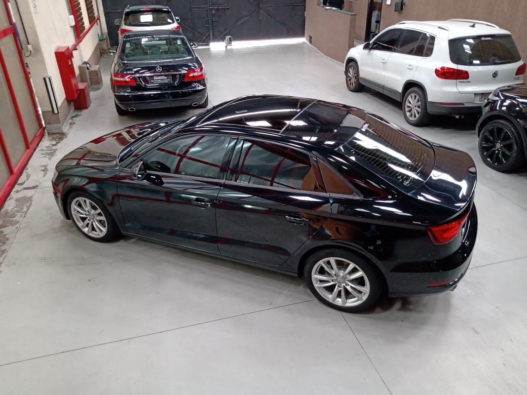 Audi A3 Blindado