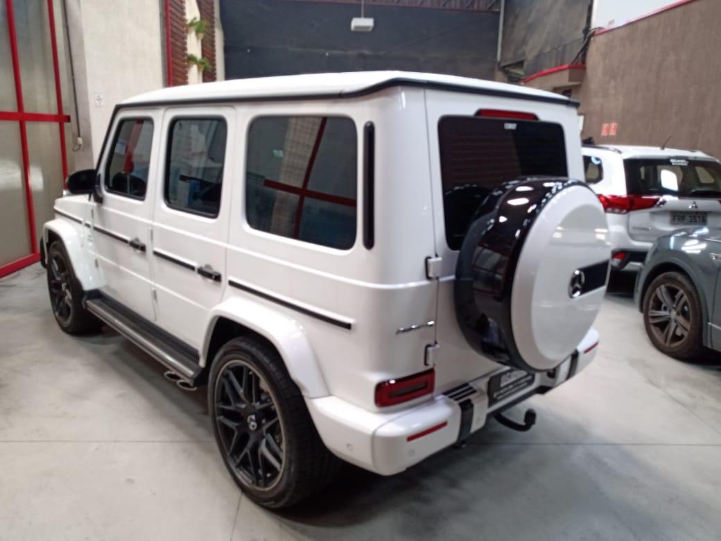 Mercedes Benz G 63 Blindado