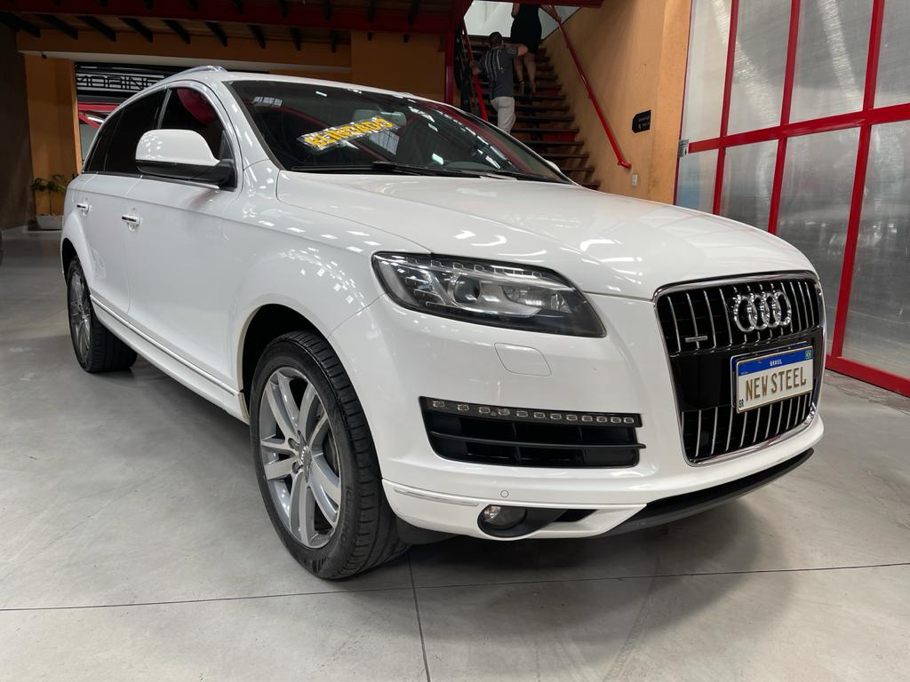 Audi Q7 Blindado