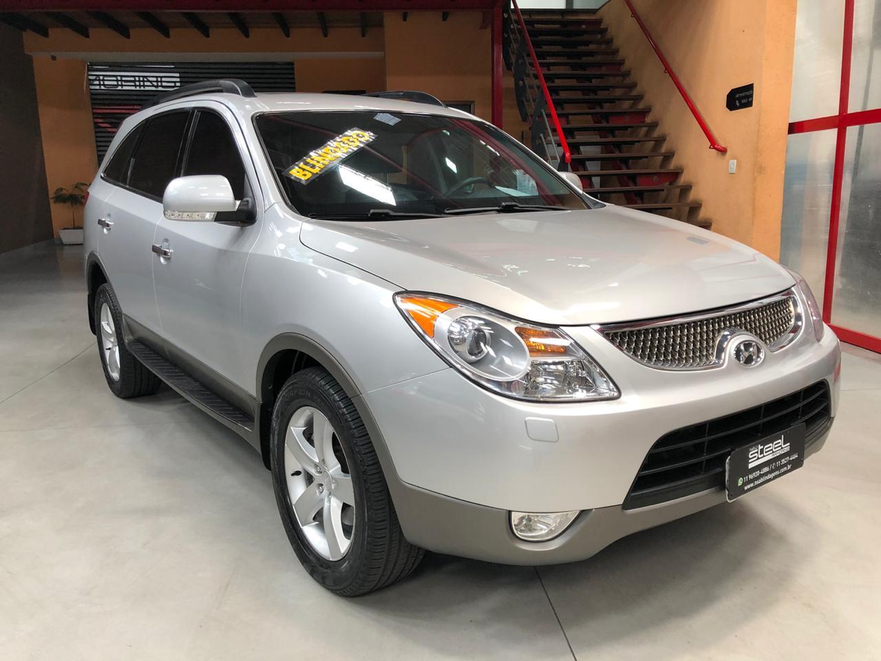 Hyundai Vera Cruz Blindado