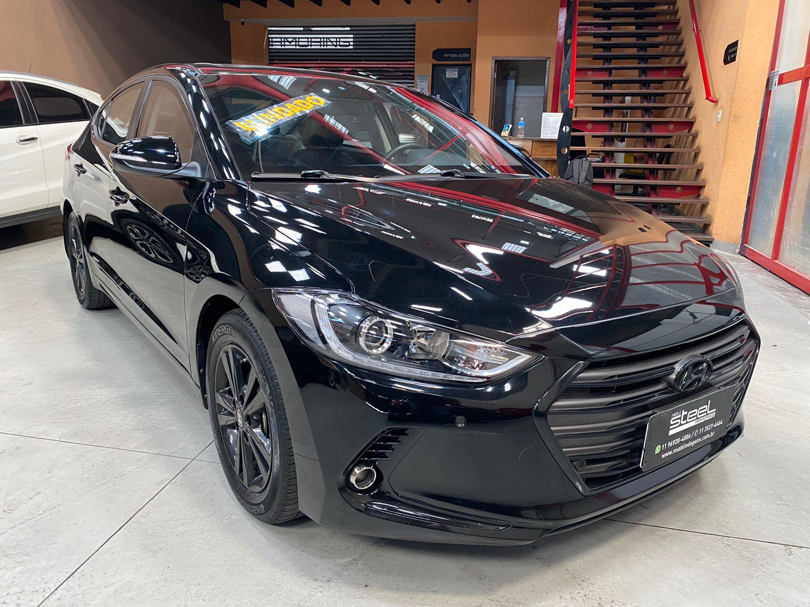 Hyundai Elantra Blindado