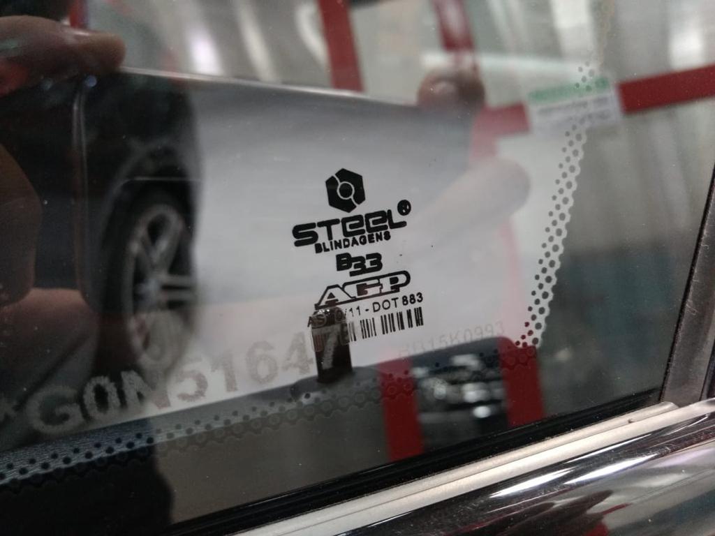 BMW X4 Blindado