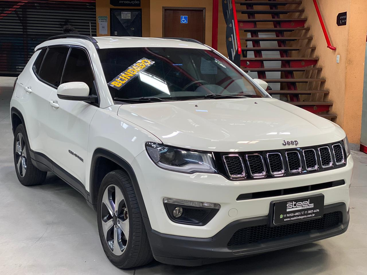Jeep COMPASS Blindado