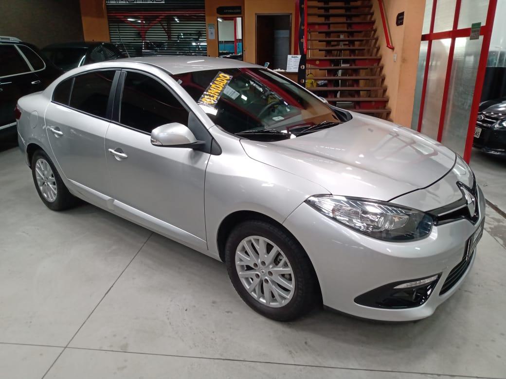 Renault Fluence Blindado