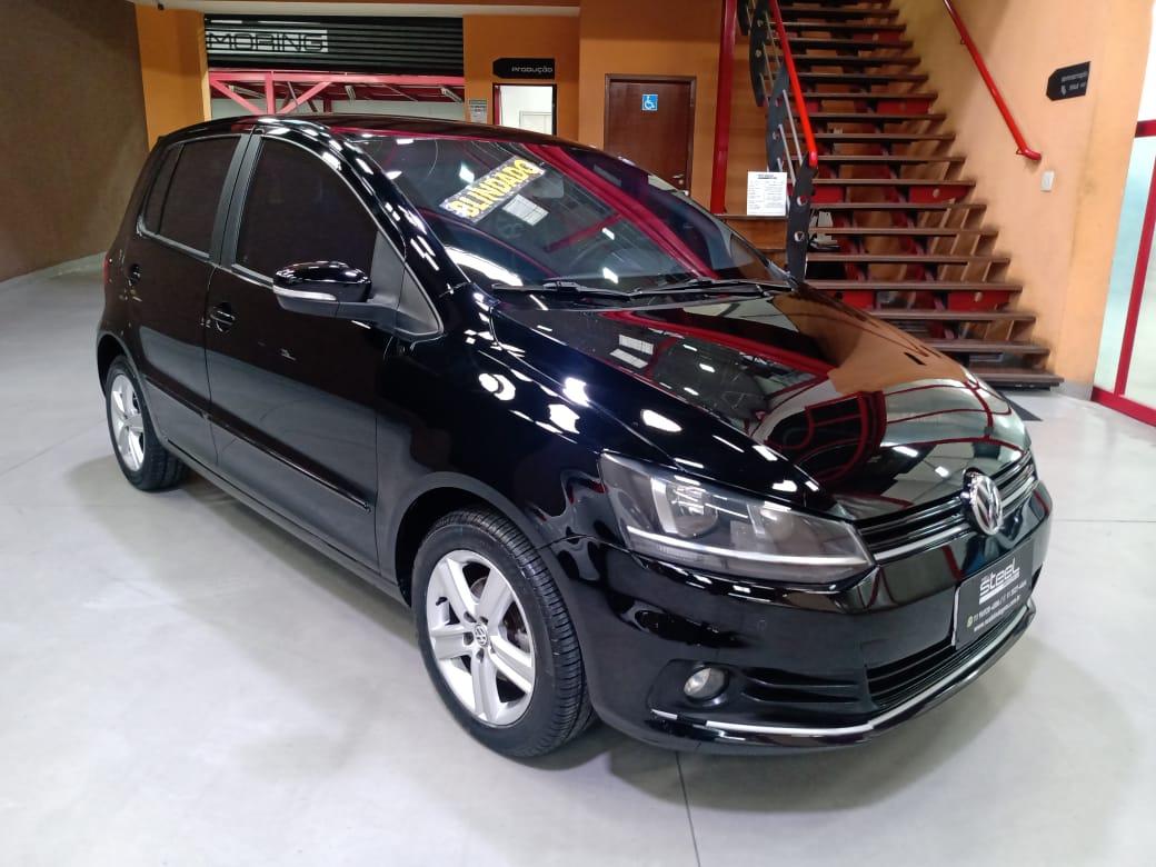 Volkswagen Fox Blindado
