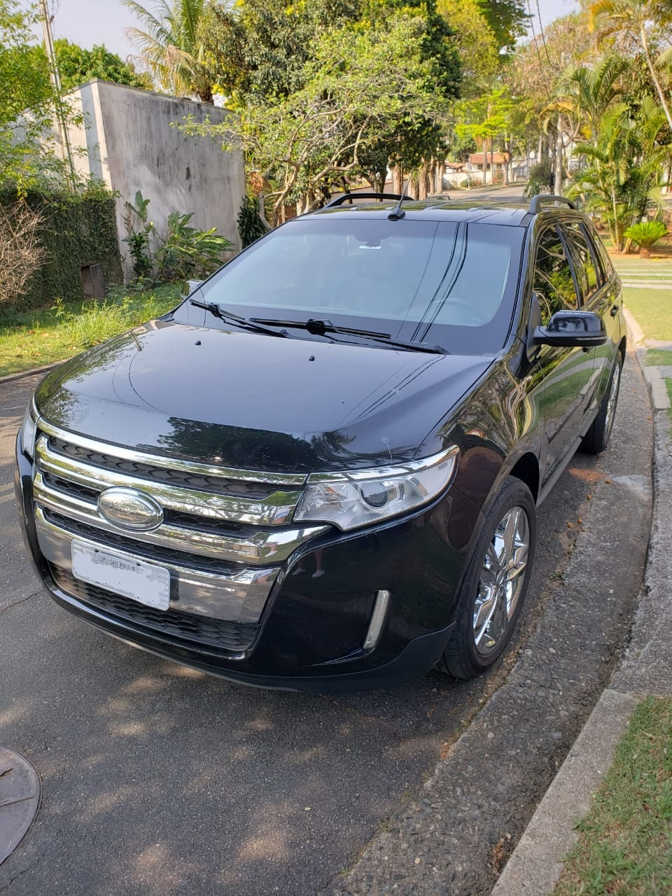 FORD EDGE Blindado