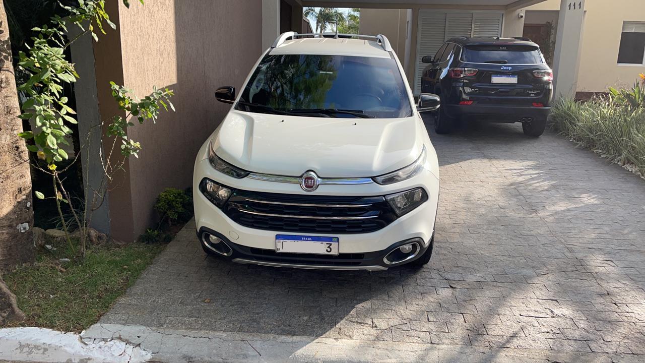 Fiat  Toro Blindado