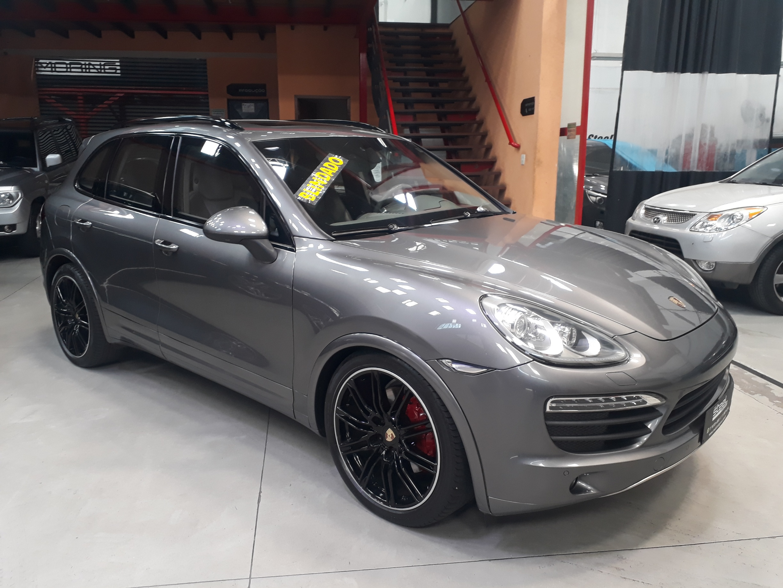 Porsche Cayenne Blindado