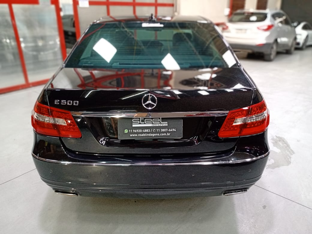Mercedes Benz E 500  5.5 Guard V8 Blindado