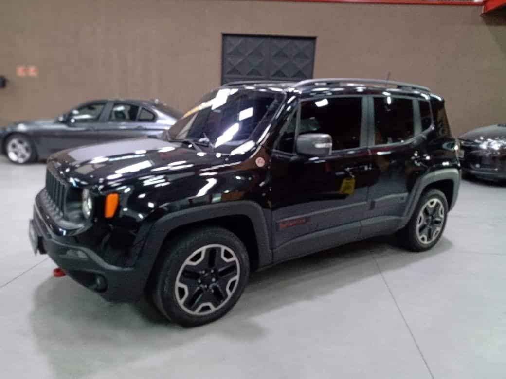 Jeep Renegade Blindado