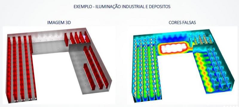 Projeto luminotécnico campinas