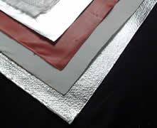 Tecido Aramida Siliconizado