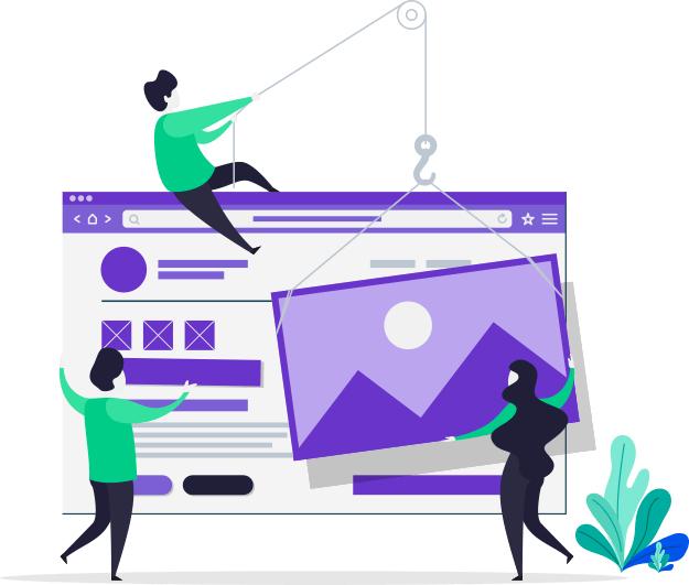 Criação e otimização de sites