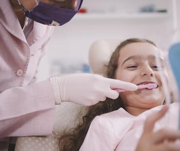 Dentista pediátrico São Paulo