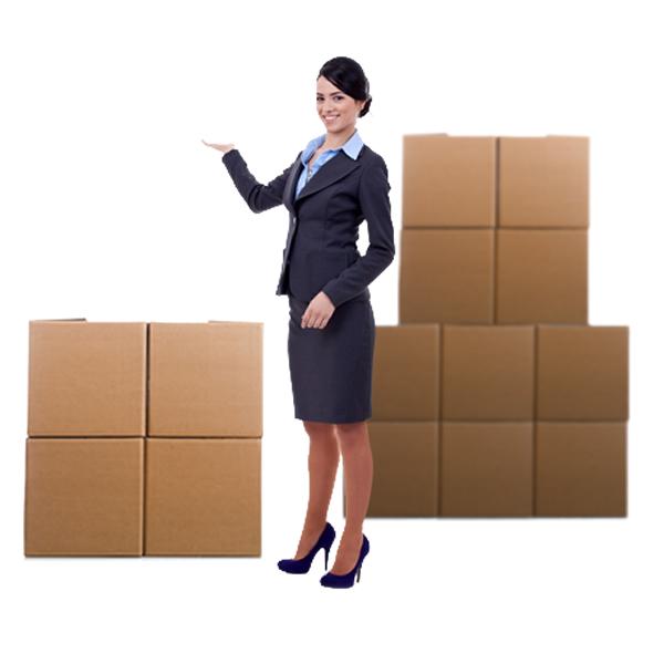 Empresa montagem de pacotes