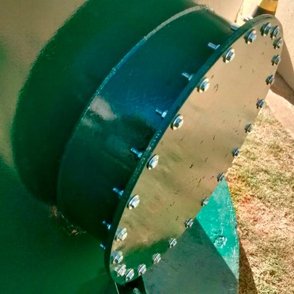 Reforma de caixa d água