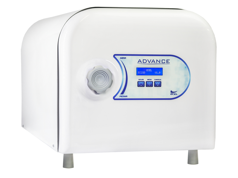 AUTOCLAVE EC21D ADVANCE
